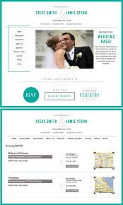Wedding Rsvp Websites Wedding Jojo Ruffled