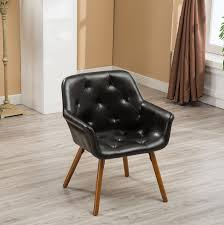 Tufted Accent Chair George Oliver Yamada Tufted Accent Chair Reviews Wayfair