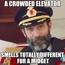 Midget Meme - captain obvious strikes again imgflip