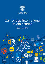 cambridge international examinations catalogue 2017 by cambridge