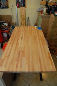 Woodworking Workbench Top Material by Woodworking Workbench Cross Grain
