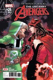 Uncanny Exclusive Preview U0027uncanny Avengers U0027 26