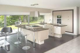 modele de cuisine avec ilot decoration modele cuisine avec ilot central central ilot avec