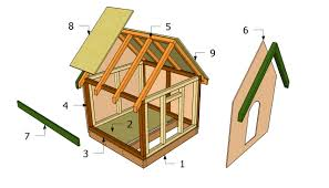 extra large dog house plans free
