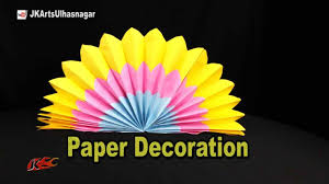 ganpati decoration ideas with paper flowers ash999 info