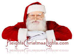 houston heights christmas light installers the heights of houston