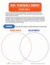 fossil fuels worksheet education com