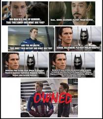 Owned Meme - captain america got owned meme by sanmyrgti memedroid