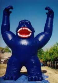 gorilla balloon gorilla balloons