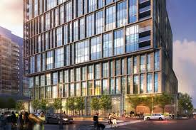 two big west loop developments to top chicago plan commission june