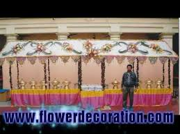Bengali Mandap Decorations Bengali Wedding Flower Decoration In Kolkata Event Organizer