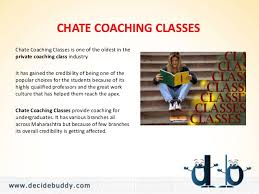 Chate by Read Reviews And More About Chate Coaching Classes