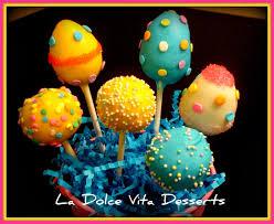la dolce vita desserts cake pops