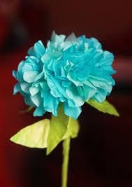 hydrangea flowers friday flowers paper hydrangeas