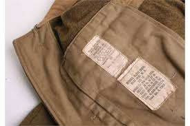 ww2 56th infantry division battle dress blouse being an american