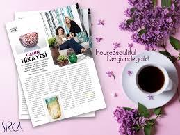 house beautiful dergisi cam renklenince u2013 house beautiful temmuz 2016 u2013 sırça