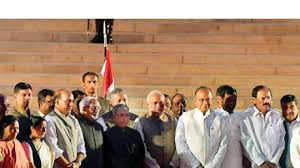 Portfolio Of Cabinet Ministers Here U0027s The Complete List Of Narendra Modi U0027s Ministers And Their
