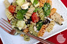 pasta salad with tuna tuna pasta salad with balsamic vinaigrette renee s kitchen adventures