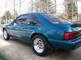 1993 mustang hatchback for sale 1993 ford mustang information and photos zombiedrive