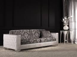 Luxury Leather Sofa Luxury Leather Sofa With Swarovski Buttons