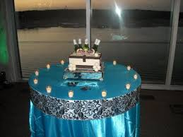 Black White Turquoise Teal Blue by Chic Turquoise And Black Wedding Ideas Wedding Guide