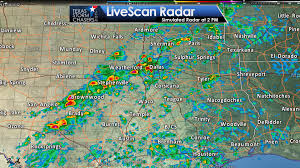 Map Of Texas Hill Country Severe Storms U0026 Heavy Rain Risks This Afternoon Into Tonight
