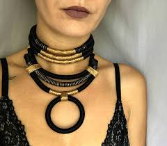 african gold necklace images African necklaces tribal necklace african jewelry modern jpg