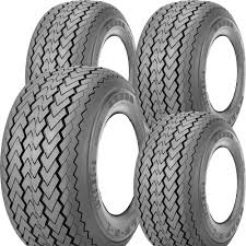 4 18x8 50 8 kenda hole n 1 golf cart tires 4ply original