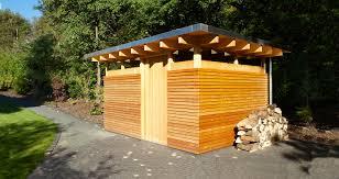 design gartenhaus design gartenhaus classic das flachdach gartenhaus gerätehaus