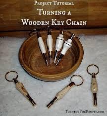 wooden key chain behance