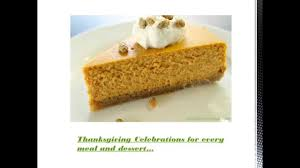 5 best thanksgiving desserts in banquet halls in new york