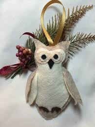 owl ornament set gifts owl ornament owl and ornament