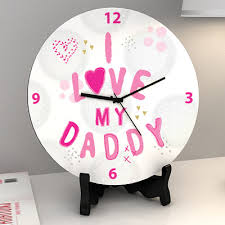 Personalized Picture Clocks Personalized Wall Clocks Buy Custom Photo Wall Clocks Online Igp