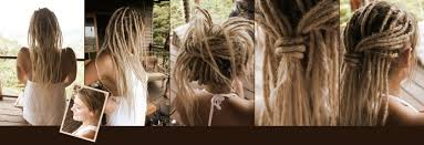 extensions caucasian thin hair dreadlock extensions gold coast to byron bay