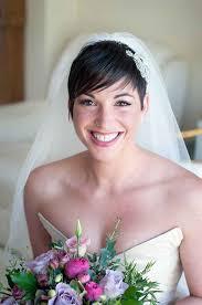 Braut Hochsteckfrisurenen Kurze Haare by Brautfrisuren Mit Schleier Für Kurze Haare Kurzhaarfrisuren