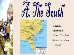 South Carolina is it safe to travel to mexico images Virginia maryland north carolina south carolina georgia ppt jpg