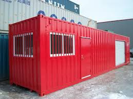 bureau container office container