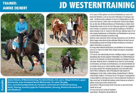 Plz Bad Salzuflen Jd Westerntraining Janine Deinert Plz 99752 U2022 Westernhorse Com