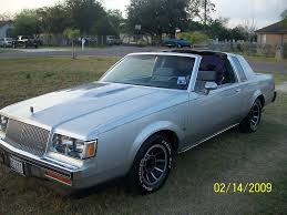Grand National Engine Specs 87 Buick Turbo T 1987 Buick Grand National Specs Photos