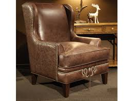 Western Leather Chair Marshfield Furniture Logan Leather Marshfield Furniture