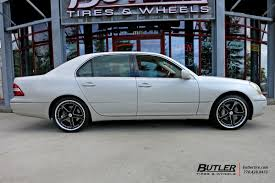 lexus ls430 custom lexus ls430 with 20in tsw rivage wheels exclusively from butler