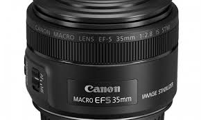 macro lens ring light canon introduces ef s 35mm f2 8 macro lens with built in ring light