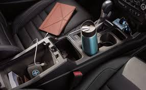 ford escape 2016 interior breaking 2017 ford escape also gets new cup holders the news wheel