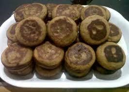 cara membuat kue apem bakar resep cara membuat apem bakar sederhana dengan