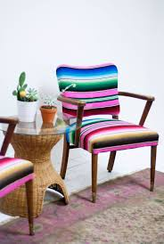 Table Linen Rentals Austin Tx - colorful fiesta styled lounge with striped mexican blanket mid