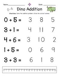 addition worksheets for special education with touch points