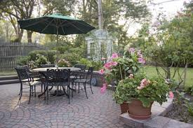 Round Patio Pavers by Creative Circular Patio Pavers Patterns Also Round Outdoor Table