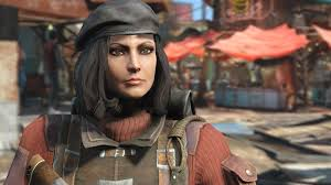 Schlafzimmerblick Wie Schminken Fallout 4 Unsere Helden Archiv Global Gameport