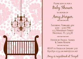 Unique Baby Shower Invitation Cards Pink Baby Shower Invitations Kawaiitheo Com