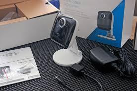 nexia hd indoor outdoor security cameras firstlook